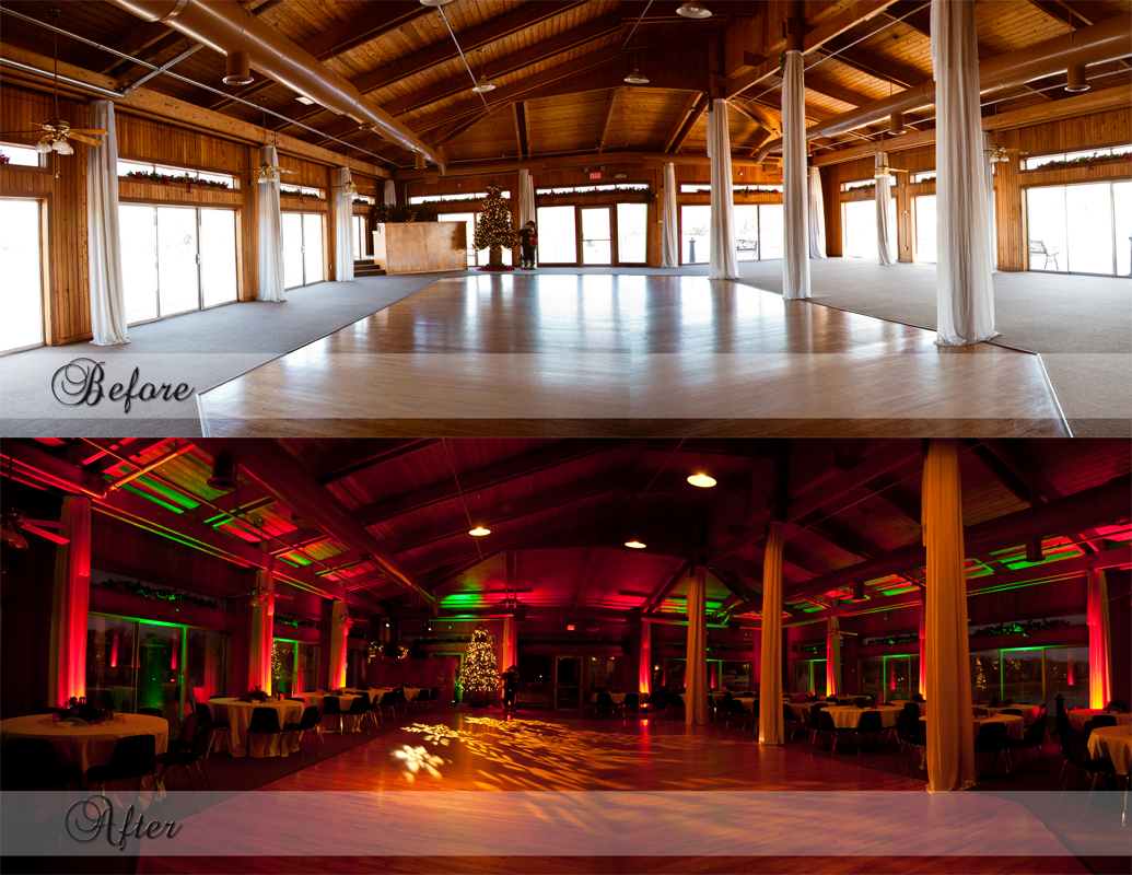 Share this & The Boat House Augusta GA u2026. Dramatic Event Lighting by At Last ... azcodes.com